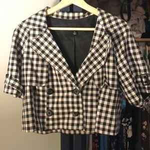 ALYX short blazer